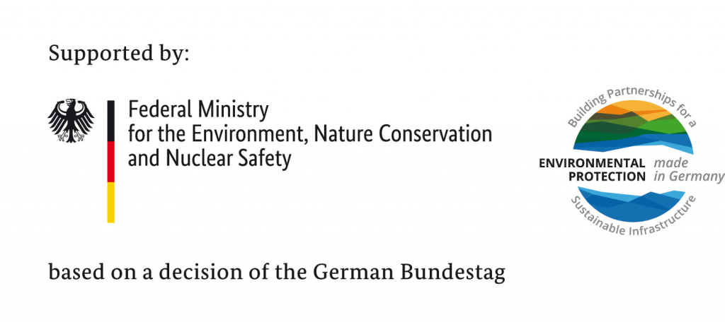 Logo - Federal Ministry for the Environment, Nature Conservation and Nuclear Safety | BMU