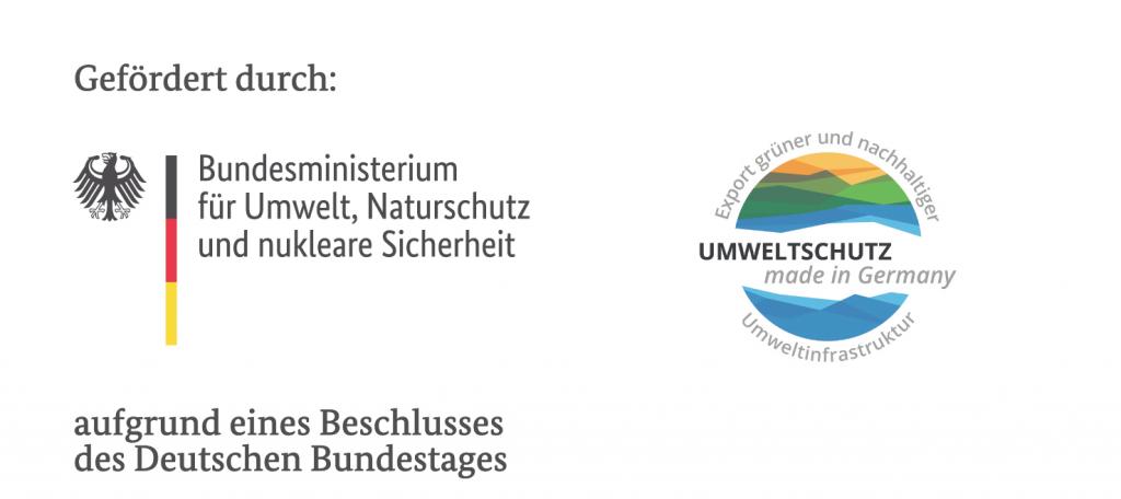 Logo - Bundesministeriums für Umwelt, Naturschutz und nukleare Sicherheit - BMU