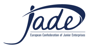 Logo JADE - European Confederation of Junior Enterprises