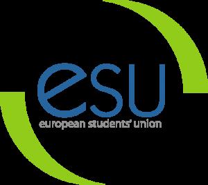 Logo ESU - Eureopean Students' Union