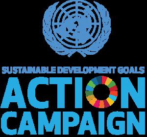 Logo SDG Action Campaign