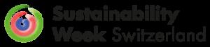 Logo Sustainability Week Switzerland