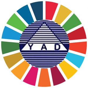 Logo Youth Association for Development (YAD) Pakistan