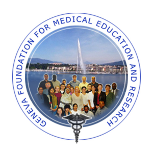 Logo Geneva Foundation for Medical Education and Research